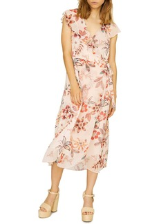 Sanctuary Jolynn Wrap Midi Dress