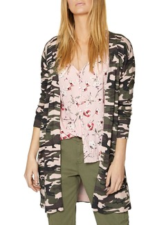 Sanctuary Lenox Camo Cardigan