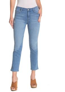 Sanctuary Modern Standard Straight Leg Crop Jeans