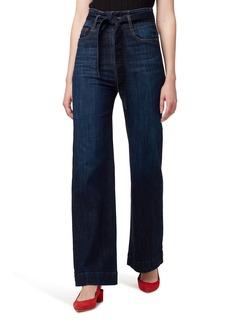Sanctuary Non-Conformist Paperbag-Waist Wide Leg Jeans