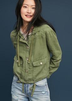 Nova Linen Utility Jacket