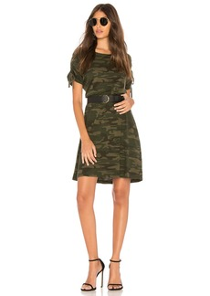 Sanctuary Ojai Camo T Shirt Dress