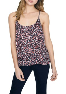 Sanctuary One Love Animal Print Layering Camisole (Regular & Petite)