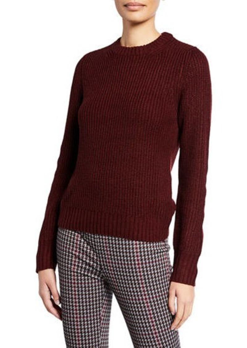 Sanctuary Open-Back Sweater