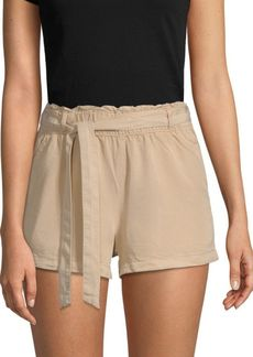 Sanctuary Paperbag Self-Tie Shorts