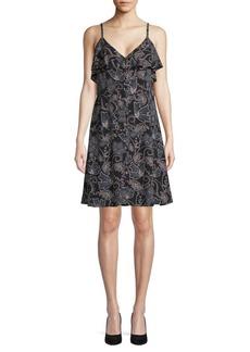 Sanctuary Rafaella Ruffled Sleeveless Dress