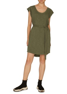 Sanctuary Ruby Belted T-Shirt Dress (Regular & Petite)
