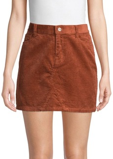 Sanctuary Ryan Corduroy Skirt