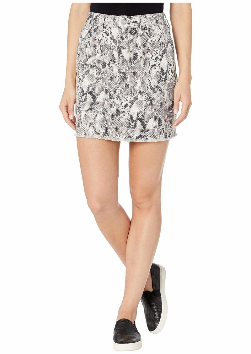 Sanctuary Ryan Five-Pocket Mini Skirt