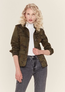 Sanctuary Sacred Valley Military Jacket
