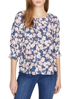 Sanctuary Sactuary Enchanted Floral Blouse (Regular & Petite)