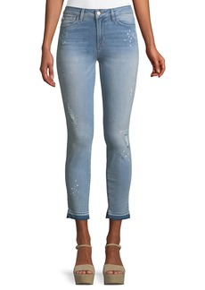 Sanctuary Saige Released-Ankle Jeans