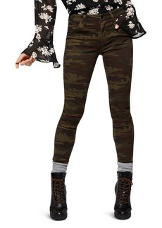Sanctuary Admiral Skinny Jeans in Heritage Camo