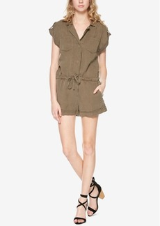 Sanctuary Adventurous Drawstring Romper