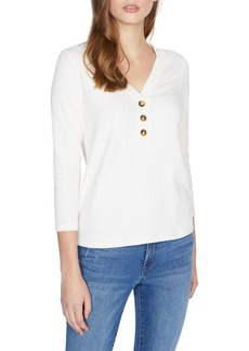 Sanctuary Aiden Button Top