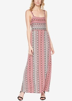 Sanctuary Aiden Printed Maxi Dress