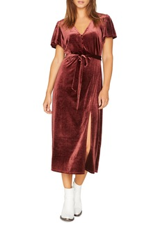Sanctuary Airy Night Midi Dress (Regular & Petite)