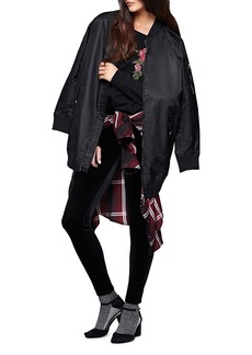 Sanctuary All The Good Things Oversize Bomber Jacket