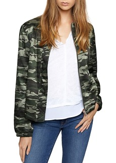 Sanctuary All You Need Is Me Camo Jacket