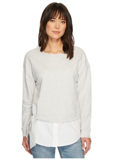 Sanctuary Ally Mix Sweatshirt
