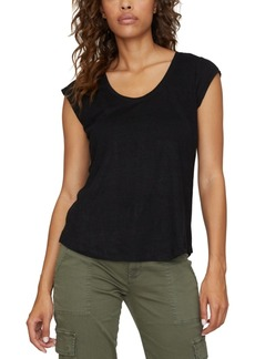 Sanctuary Alma Linen T-Shirt