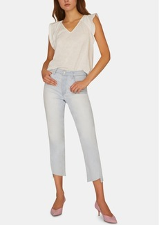 Sanctuary Alt Tapered Twisted Asymmetrical Jeans