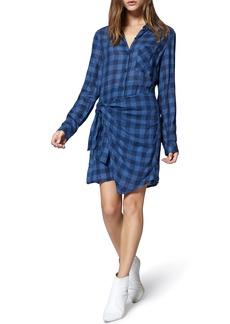 Sanctuary Ani Side Tie Shirtdress (Regular & Petite)