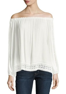 Sanctuary Artisan Chantel Off-the-Shoulder Top