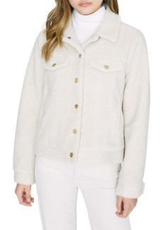 Sanctuary Astoria Faux Shearling Jacket (Regular & Petite)