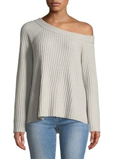 Sanctuary Aurelia Ribbed Wide-Sleeve Sweater