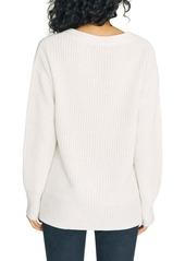 Sanctuary Austin Shaker Stitch Sweater (Regular & Petite)