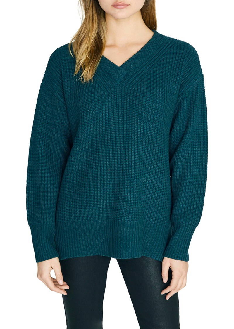 Sanctuary Austin Shaker Stitch Sweater (Regular & Petite)