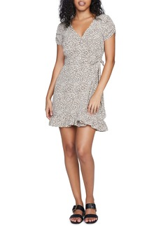 Sanctuary Avalon Wrap Minidress