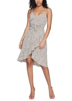 Sanctuary Bianca Leopard Midi Dress