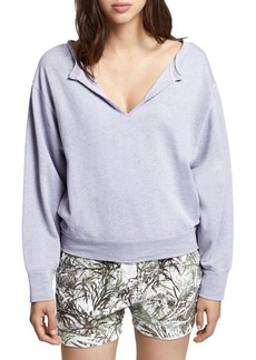 Sanctuary Breslin Cotton Sweatshirt