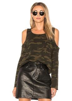 Sanctuary Brooklyn Sweatshirt in Army. - size L (also in M,XS)