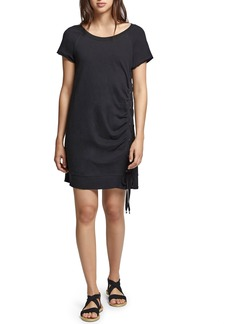 Sanctuary Bryce Lace-Up Cotton Dress (Regular & Petite)