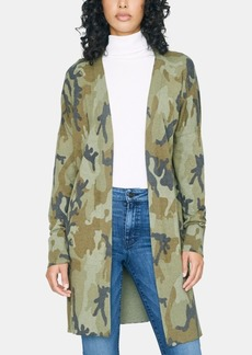 Sanctuary Camo Duster Cardigan