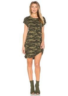 Sanctuary Camo T-shirt Dress in Army. - size M (also in S)