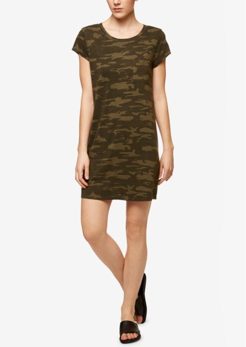 aec2403802f SALE! Sanctuary Sanctuary Camouflage-Print T-Shirt Dress