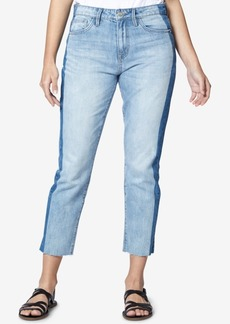 Sanctuary Charli Side-Stripe Ankle Jeans