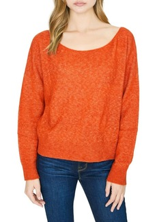 Sanctuary Chill Out Ribbed Dropped Shoulder Sweater