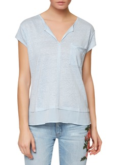 Sanctuary City Mix Layered Look Tee (Regular & Petite)