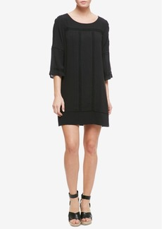Sanctuary Clemence Lace-Trim Shift Dress