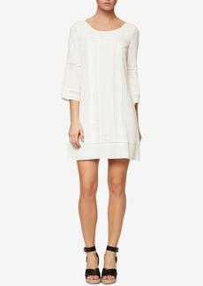 Sanctuary Clemence Lace-Trim Shift Dress