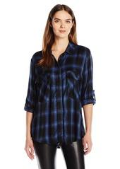 Sanctuary Clothing Women's Boyfriend Shirt  M