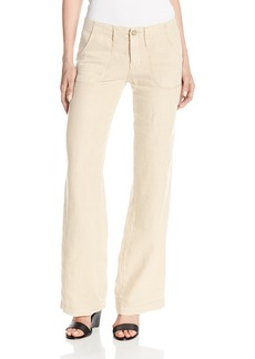Sanctuary Clothing Women's Breezeway Linen Pant  27