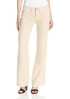 Sanctuary Clothing Women's Breezeway Linen Pant  28
