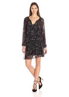 Sanctuary Clothing Women's Cachet Boho Dress  XS