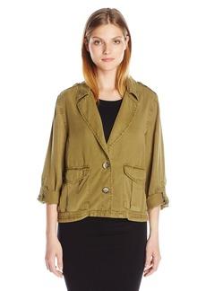 Sanctuary Clothing Women's Desert Shirt Jacket  L